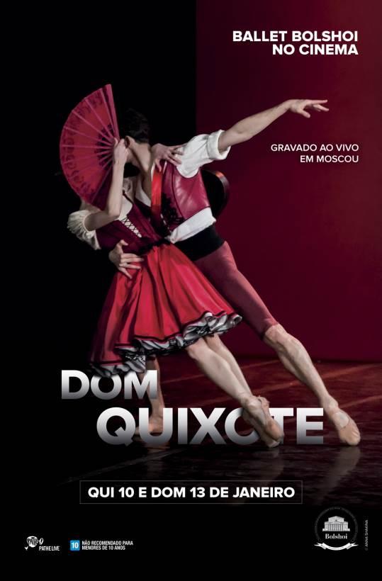 BALLET BOLSHOI 2018/19: DOM QUIXOTE