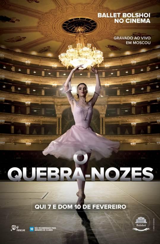 BALLET BOLSHOI 2018/19: O QUEBRA-NOZES