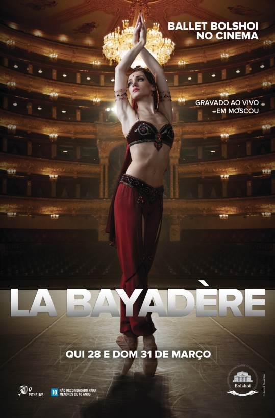 BALLET BOLSHOI 2018/19: LA BAYADÈRE