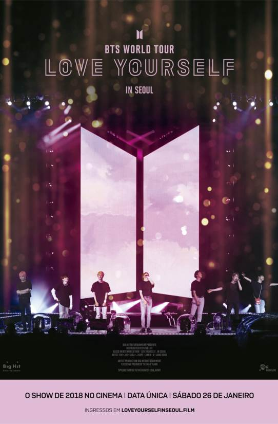BTS: LOVE YOURSEL TOUR IN SEOUL
