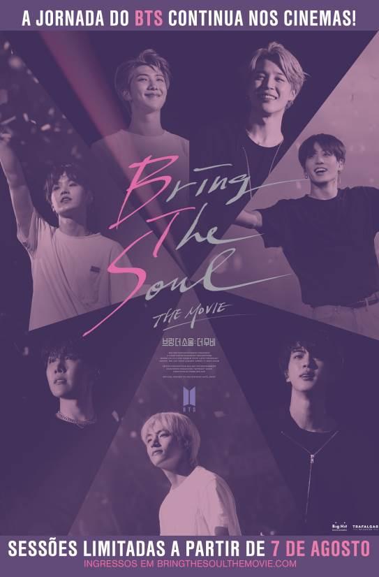 BTS – BRING THE SOUL: O FILME